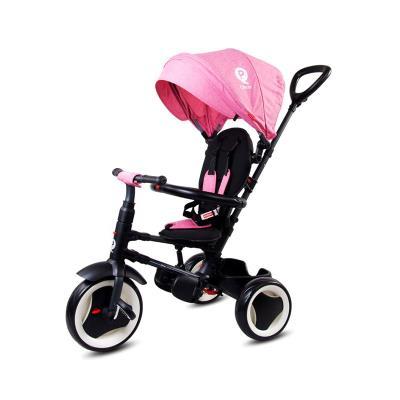 Tricycle QPlay Evolutivo Rito Pink