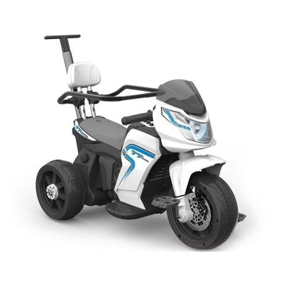 Electric Motorcycle TR-108 6V White