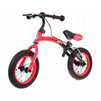 Balance Bike Boomerang Red