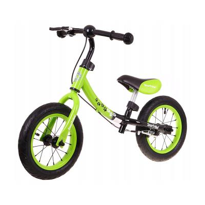 Balance Bike Boomerang Green