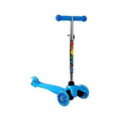 Scooter 3 Wheels Blue