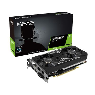 Placa Gráfica KFA2 GeForce GTX 1650 EX Plus 4GB GDDR6