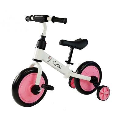 Balance Tricycle B-12 Pink