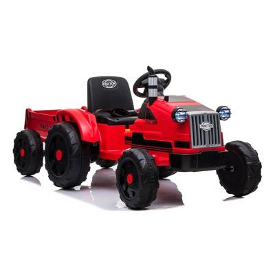 Electric Tractor YSA-730 12V Red