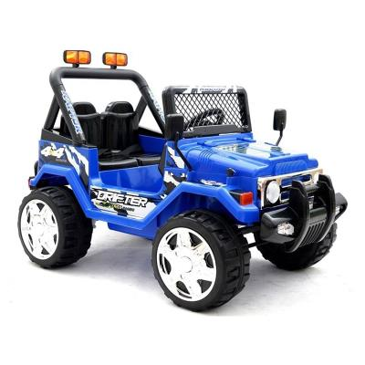 Electric car Jeep Raptor 12V Blue