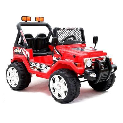 Electric car Jeep Raptor 12V Red