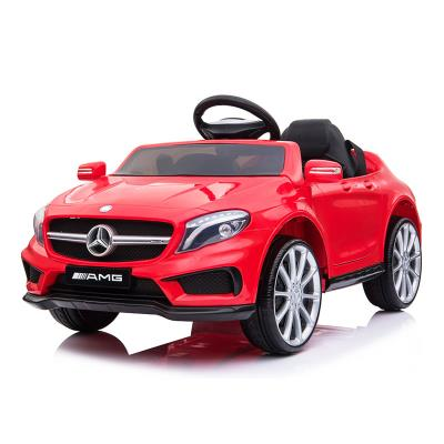 Carro Elétrico Mercedes GLA45 12V Vermelho