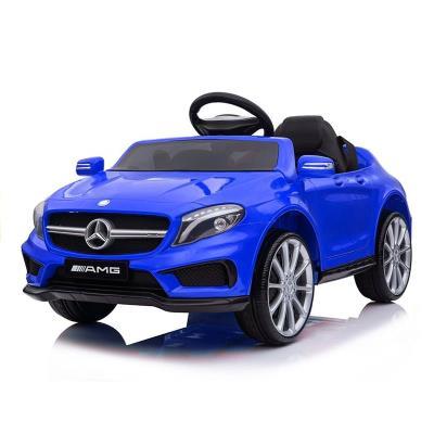 Electric car Mercedes GLA45 12V Blue