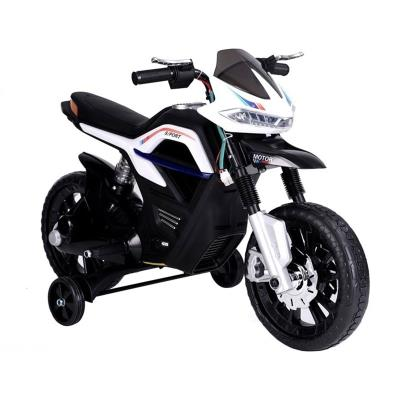 Electric Motorcycle JT-5158 6V White