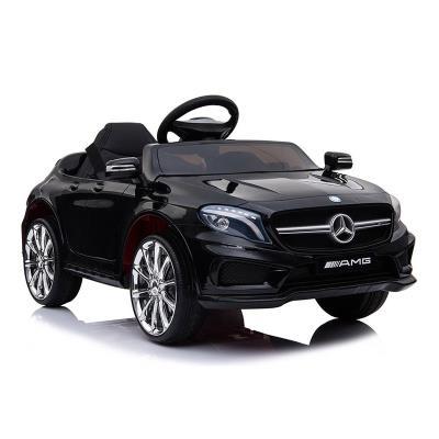 Electric Car Mercedes GLA45 12V Black