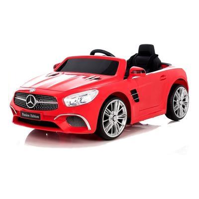 Electric Car Mercedes SL 12V Red