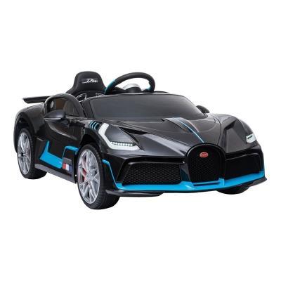 Electric Car Bugatti Divo 12V Black