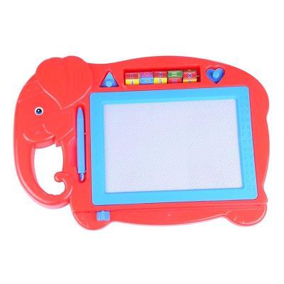 Magnetic Board Desenho Elefante Red