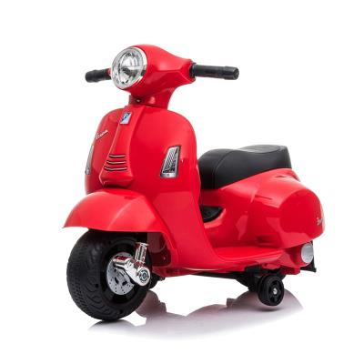 Electric Motorcycle Vespa GTS300 Mini 6V Red