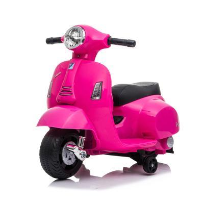 Electric Motorcycle Vespa GTS300 Mini 6V Pink