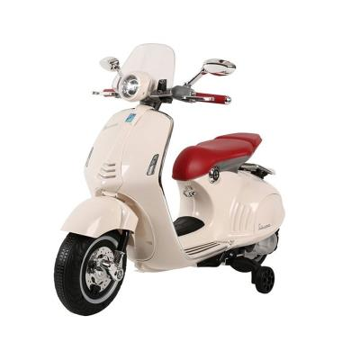 Electric Motorcycle Vespa GTS300 12V White