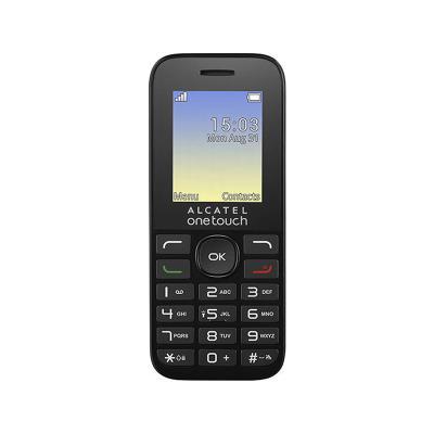 ALCATEL 1016D DUAL SIM BLACK