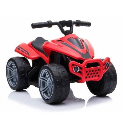 Moto 4 Electric TR-1805 6V Red