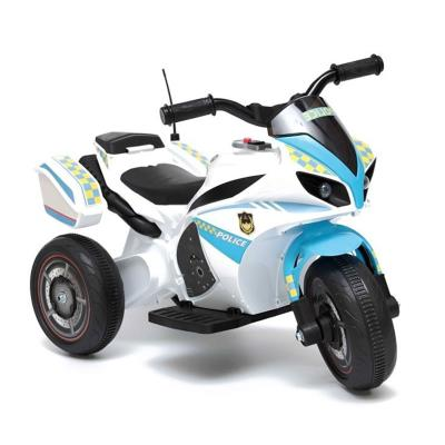 Electric Motorcycle Policia YSA-021A 6V Blue