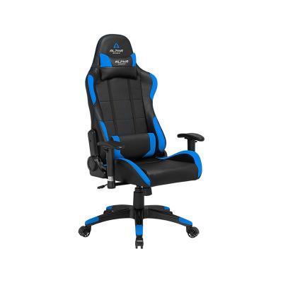 Cadeira Gaming Alpha Gamer Vega Preta/Azul (AGVEGA-BK-BL)