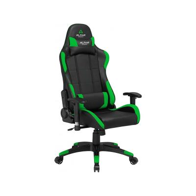Gaming Chair Alpha Gamer Vega Black/Green (AGVEGA-BK-GRN)