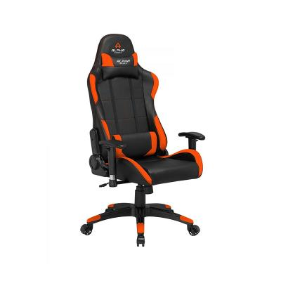Cadeira Gaming Alpha Gamer Vega Preta/Laranja (AGVEGA-BK-O)