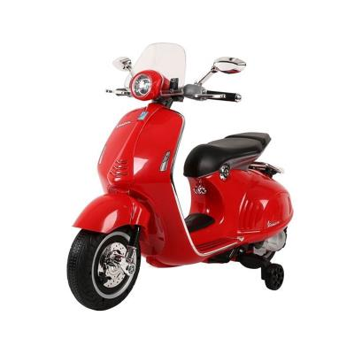 Electric Motorcycle Vespa GTS300 12V Red