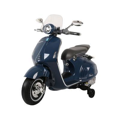 Electric Motorcycle Vespa GTS300 12V Blue