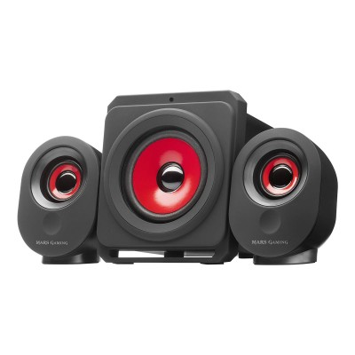 Speakers Mars Gaming Speakers MSX 2.1 35W Black