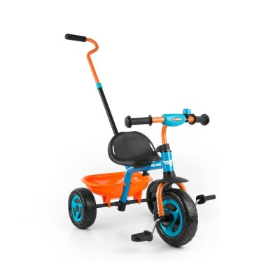 Tricycle Milly Mally Turbo Orange
