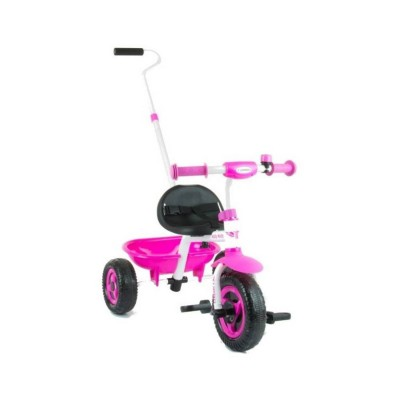 Tricycle Milly Mally Turbo Pink