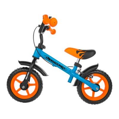 Balance Bike Milly Mally Dragon Blue