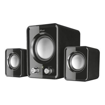 Colunas Trust Ziva Compact 2.1 Speaker 12W ST - 21525