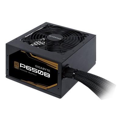Power Supply Gigabyte PB65B 650W ATX 80 Plus Bronze Black