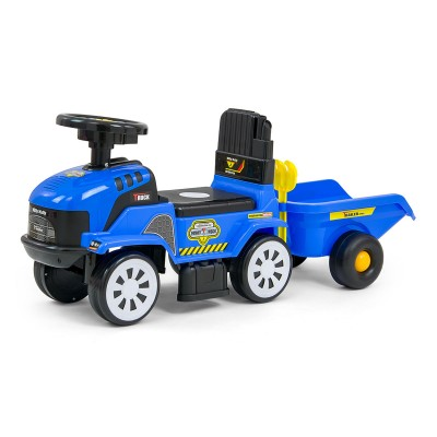 Tractor Walker Milly Mally Plus Blue