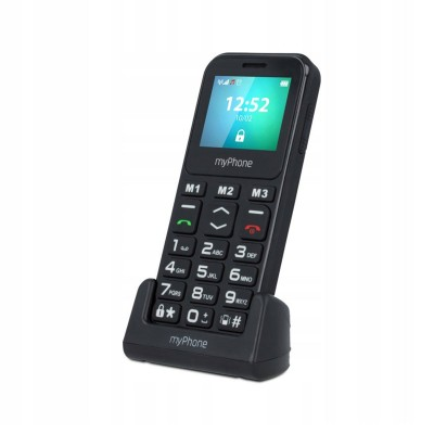 myPhone Halo Mini 2 Single SIM Black Refurbishment
