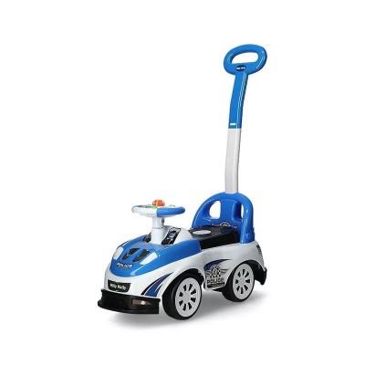 Push Car Milly Mally Bravo Polícia