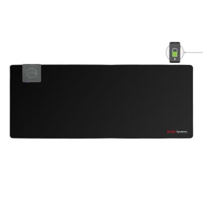 Mousepad Mars Gaming MMP4 XXL 10W QI Wireless Black