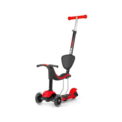Scooter Milly Mally Little Star 3 in 1 Red