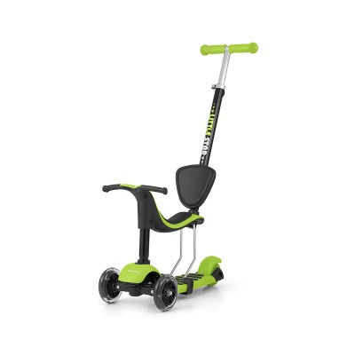 Scooter Milly Mally Little Star 3 in 1 Green