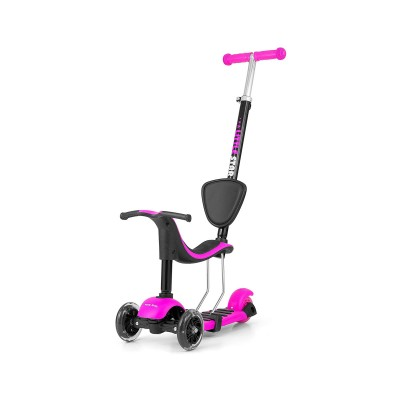 Scooter Milly Mally Little Star 3 in 1 Pink