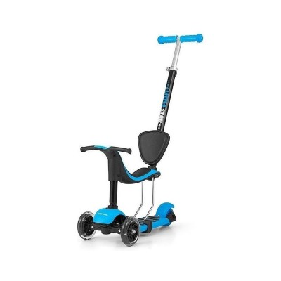 Scooter Milly Mally Little Star 3 in 1 Blue