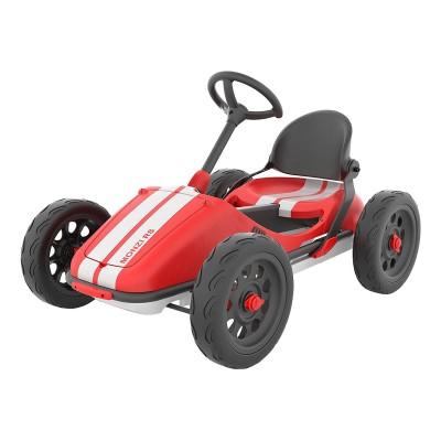 Car Pedals Chillafish GoKart Monzi Red
