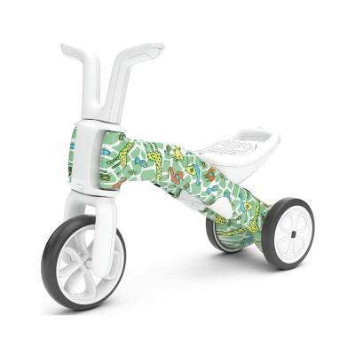 Bicicleta Equilíbrio Bunzi 2 em 1 Selvagem
