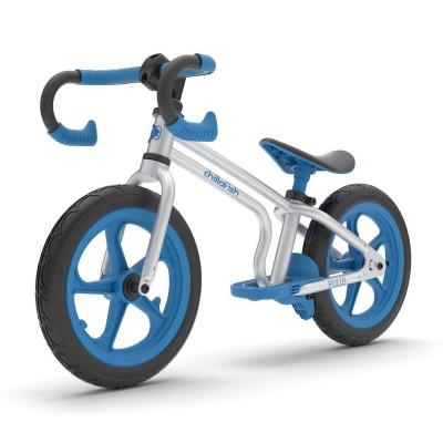 Balance Bike Fixie Blue