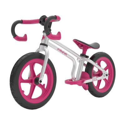 Bicicleta Equilíbrio Fixie Rosa