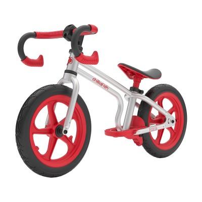 Bicicleta Equilíbrio Fixie Vermelha