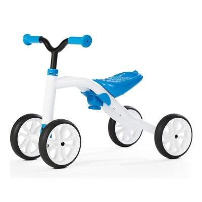 Bicicleta 2-em-1 Andador Quadie Azul