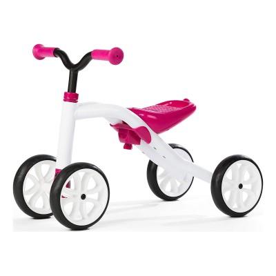 Bicicleta Andador Quadie Rosa