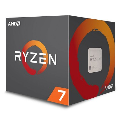 Processor AMD Ryzen 7 2700X 8-Core 3.7GHz c/Turbo 4.3GHz AM4